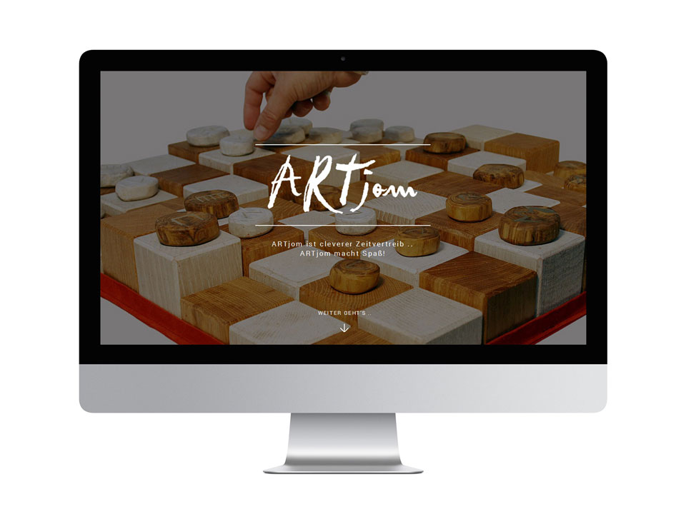 Artjom Website